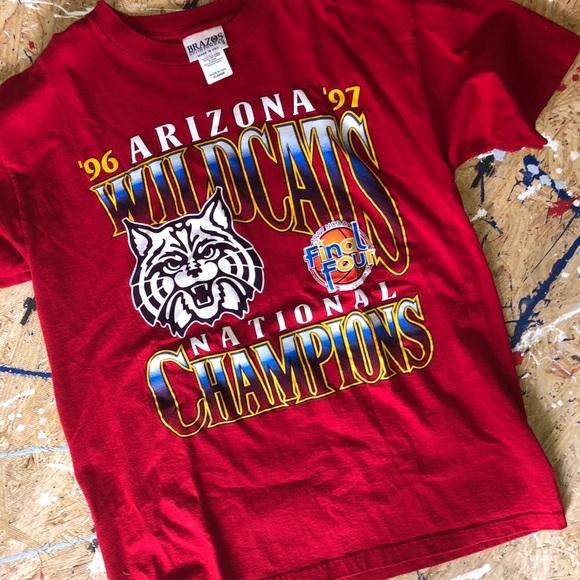 c1d788e7 Shirts | Vintage Arizona Wildcats T Shirt | Poshmark